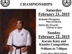 44th Annual International Goodwill Karate-Do Championships
