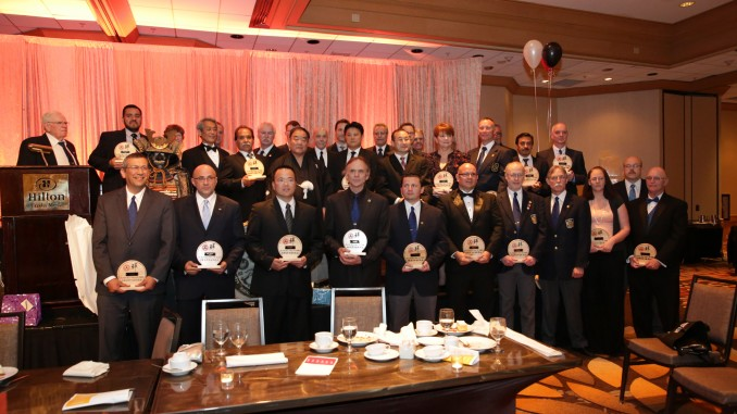 Black Belt Hall of Fame members