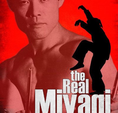The Real Miyagi Movie Poster