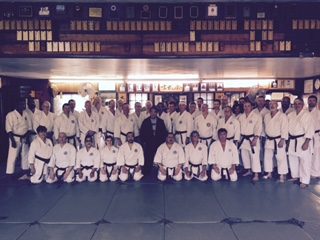 Black Belt seminar for 3rd dan and above
