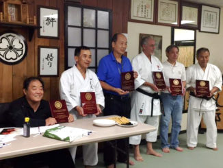 Shihan-Kai Awards