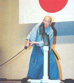 Nakamura Taizaburo Sensei